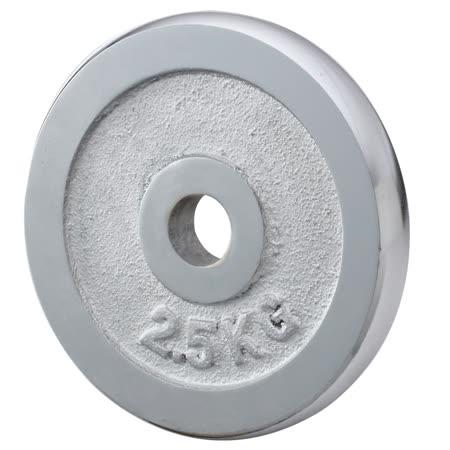 【BLADEZ】電鍍槓片 - 2.5KG(兩片)