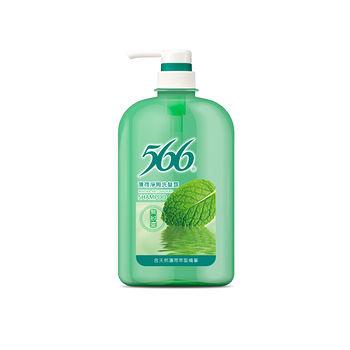 566薄荷淨屑洗髮露800g