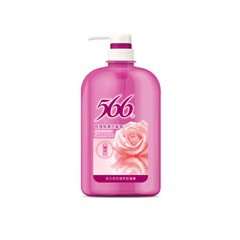 566玫瑰保濕洗髮精800g