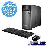ASUS M12AD【斷翼天使】Intel i5-4460 4G記憶體 500G硬碟 (M12AD-446G70A)