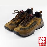 (男) JUMP 1053戶外登山鞋 棕色 將門 鞋全家福