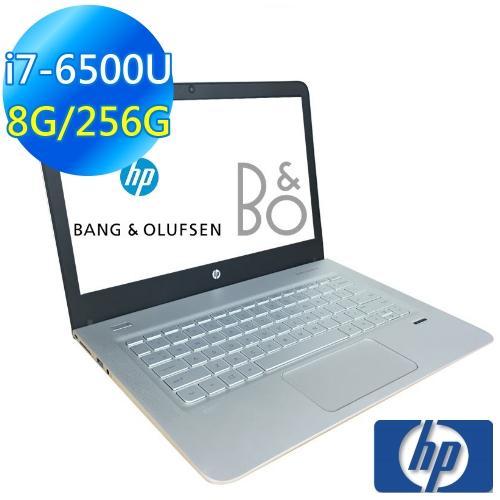 【HP】Envy 13-d016TU (i7-6500U/256G SSD/W10/QHD+) 筆電
