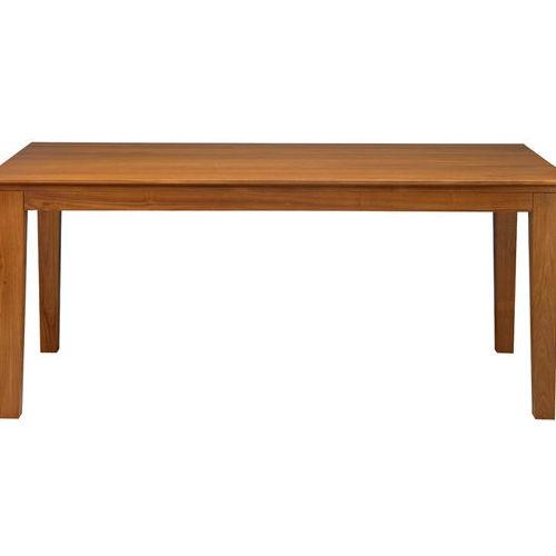 UWOOD四邊斜腳長方桌~150cm~SCANDINAVIAN 北歐~WMTA16T1