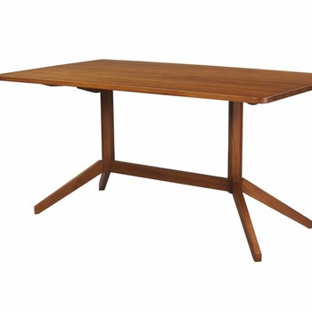 UWOOD人字腳長形餐桌-120cm【SCANDINAVIAN現代北歐】WMTA28T1