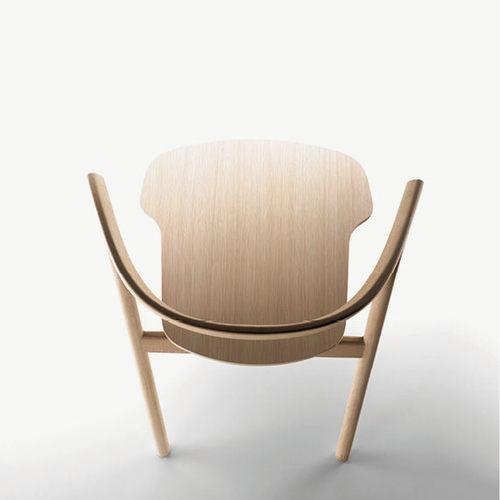 Makil Chair 扶手單椅/餐椅【Alki 法國手工系列】WFCH18O1