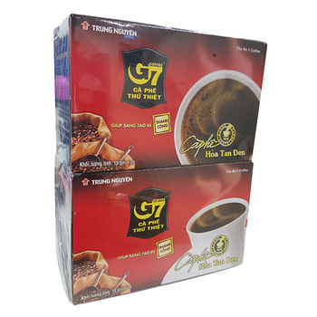 G7咖啡粉(黑咖啡)30g×2入