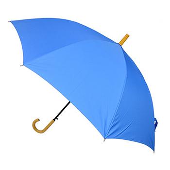 【2mm】簡約都會防風自動直傘(買一送一)
