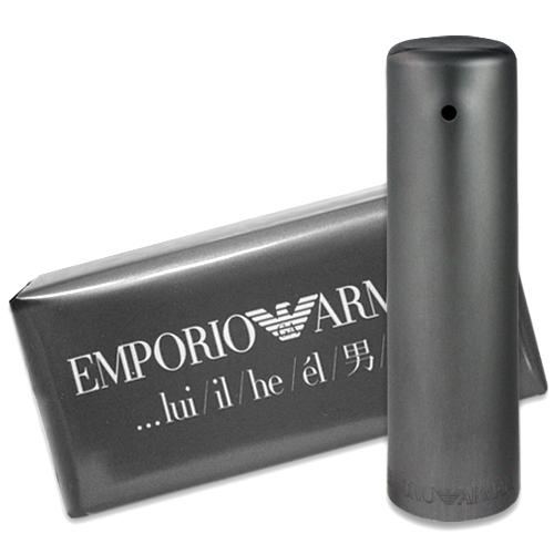 Emporio Armani HE 他男性淡香水 50ml