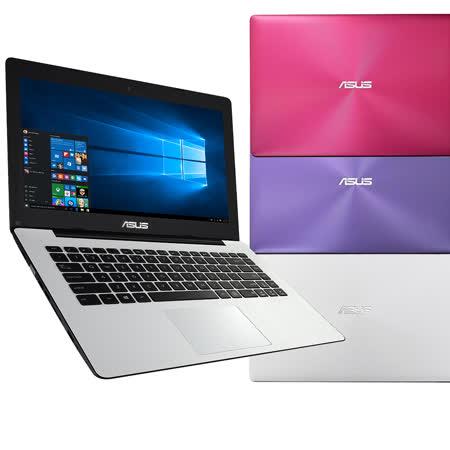 ASUS X453SA 14吋 N3700 4G記憶體 500G硬碟 多彩超值文書機
