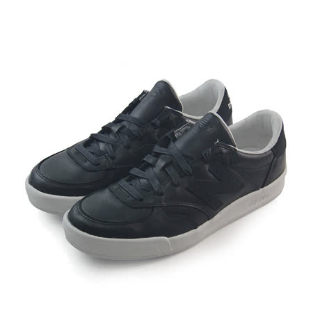 (男)NEW BALANCE 復古鞋 黑/白-CRT300LB