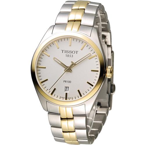 天梭 TISSOT PR-100 經典運動時尚腕錶 T1014102203100