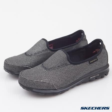 SKECHERS (女) 健走系列 GO Walk - 13818BLK
