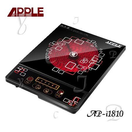 【APPLE蘋果】不挑鍋電陶爐 AP-i1810