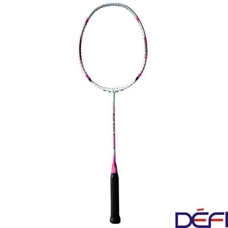 【DEFI】NANO SABER 9 專業比賽級羽球拍(白桃)