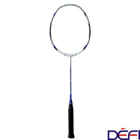 【DEFI】NANO SABER 9 專業比賽級羽球拍(白藍)