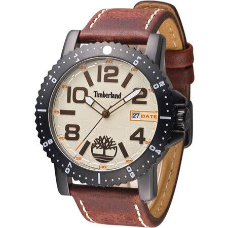 天伯嵐 Timberland Hyland 漫步休閒時尚腕錶 TBL.14479JSB/07