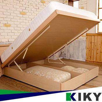 【KIKY】米特六分板掀床單人加大3.5尺床底