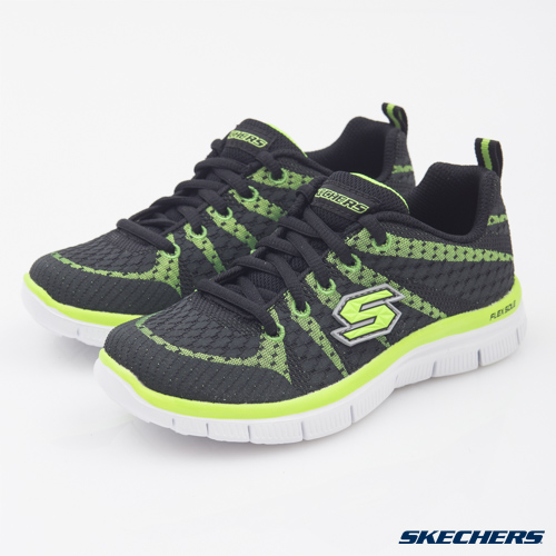 SKECHERS (童) 男童系列Flex Advantage-95525LOLLM