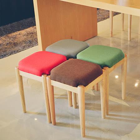 《Peachy life》羅特方形椅凳/吧台椅/餐椅/辦公椅(四色可選)