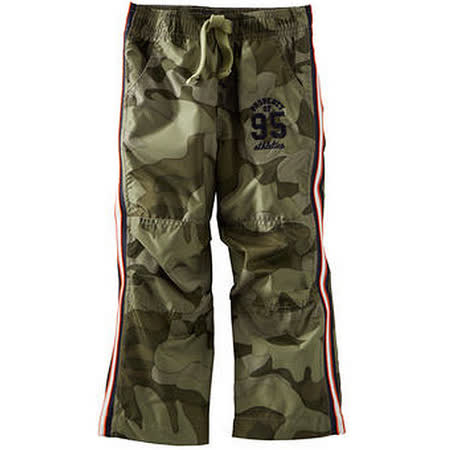 Carter's/OshKosh B'gosh 美國童裝 迷彩 長褲 運動褲 綠色 12M 18M 24M OK0017