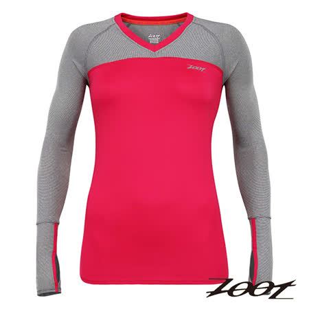 ZOOT 頂級極致型潮風抗寒上衣(女) (蜜紅) Z1504035