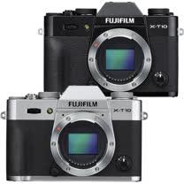FUJIFILM X-T10 單機身 輕巧微單眼*(中文平輸)-送32G+專用鋰電池+單眼相機包+相機清潔組+保護貼