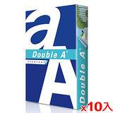 ★10件超值組★DOUBLE A A4多功能影印紙80磅500張