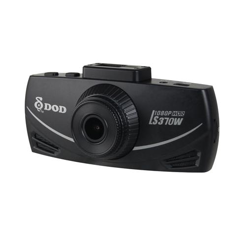 DOD 重機行車紀錄器推薦LS370W FULL HD行車記錄器