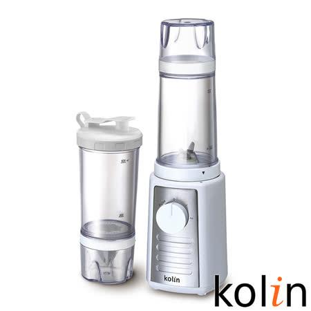 (兌)歌林Kolin-隨行杯果汁機(榨汁雙杯組) KJE-MN632