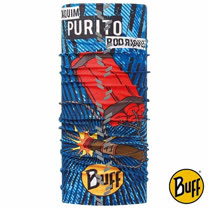 BUFF PURITO 反光頭巾