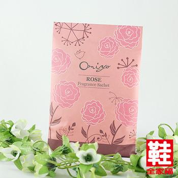 Blossom 微膠囊香氛袋 玫瑰 鞋全家福