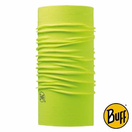 BUFF 螢光提案 素面經典頭巾