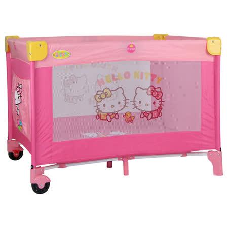 Hello Kitty 凱蒂貓嬰兒遊戲床