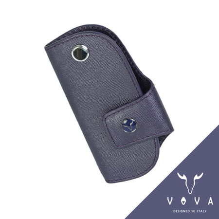 VOVA 高第系列水波紋單鎖包(珠光紫)VA105W026VIO