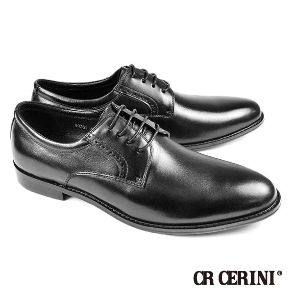~CR CERINI~ 款紳士德比皮鞋 黑色^(80761~BL^)