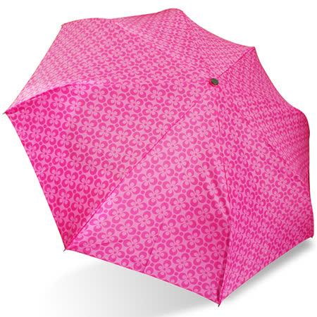 【rainstory】甜粉花漾抗UV隨身自動傘