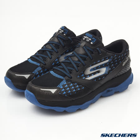 SKECHERS (男) 跑步系列 GO Run Ultra 2 - 53855BKBL