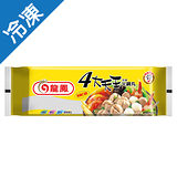 龍鳳四大天王火鍋丸120G/包