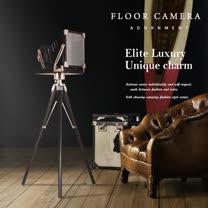 【THE KINGS】Camera鏡頭之後復古工業裝飾照相機