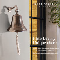 【THE KINGS】Gentleman Bell紳士品味復古工業門鈴