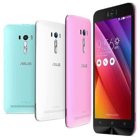 ASUS ZenFone Selfie ZD551KL 3G/32G 5.5吋4G LTE八核心雙卡雙待智慧手機-贈原廠背蓋+9H鋼保+原廠閃光燈+韓版包+手機支架