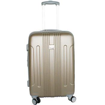 LINOBLE 雅仕行李箱20吋-香檳色