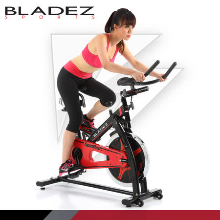 【BLADEZ】SpinRed – 22kg飛輪健身車