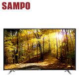 SAMPO聲寶 55吋低藍光護眼液晶顯示器+視訊盒(EM-55DT16D)送安裝+HDMI線+聲寶檯燈