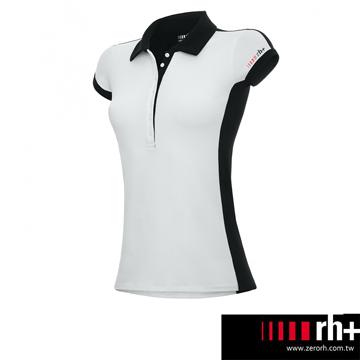 ZeroRH 義大利SMARTY高爾夫球POLO衫^(女^) ~紅色、黑色、灰色~ SSW