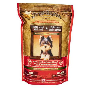 Oven-Baked烘焙客 成犬 羊肉糙米口味 小顆粒 1公斤 X 1包
