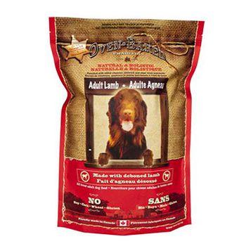 Oven-Baked烘焙客 成犬 羊肉糙米口味 大顆粒 27磅 X 1包