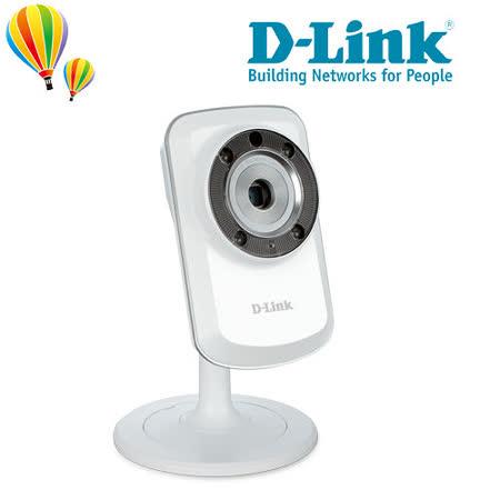 D-Link 友訊 DCS-933L H.264夜視型無線網路攝影機