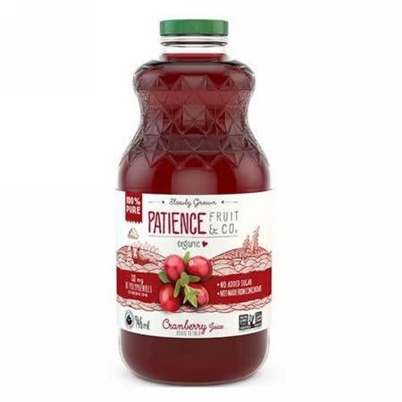 [統一生機] FRUIT D'OR有機蔓越莓汁(1000ml)