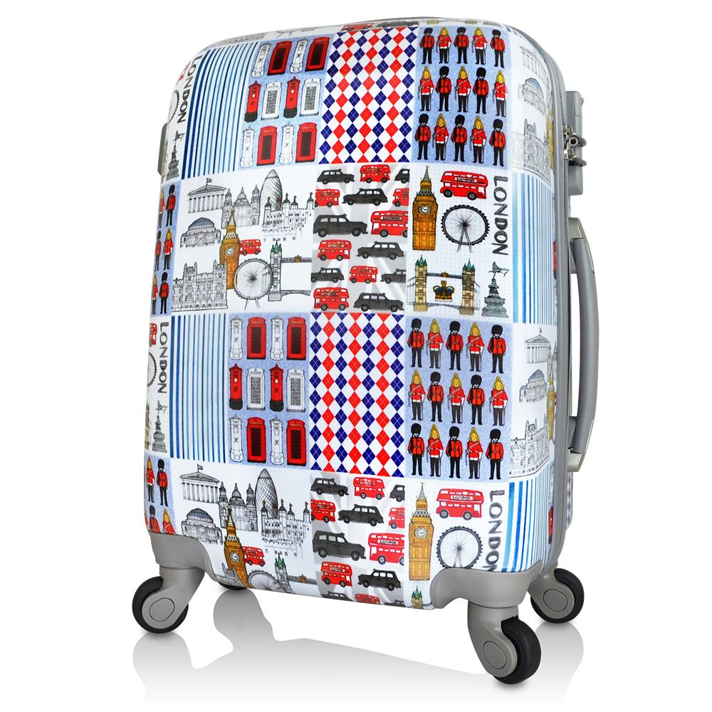 【AoXuan】翻玩倫敦20吋PC輕量嘉義 耐 斯 松屋耐摔行李箱/旅行箱/登機箱